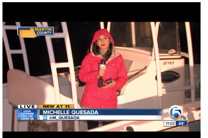 WPTV CH 5 Coverage